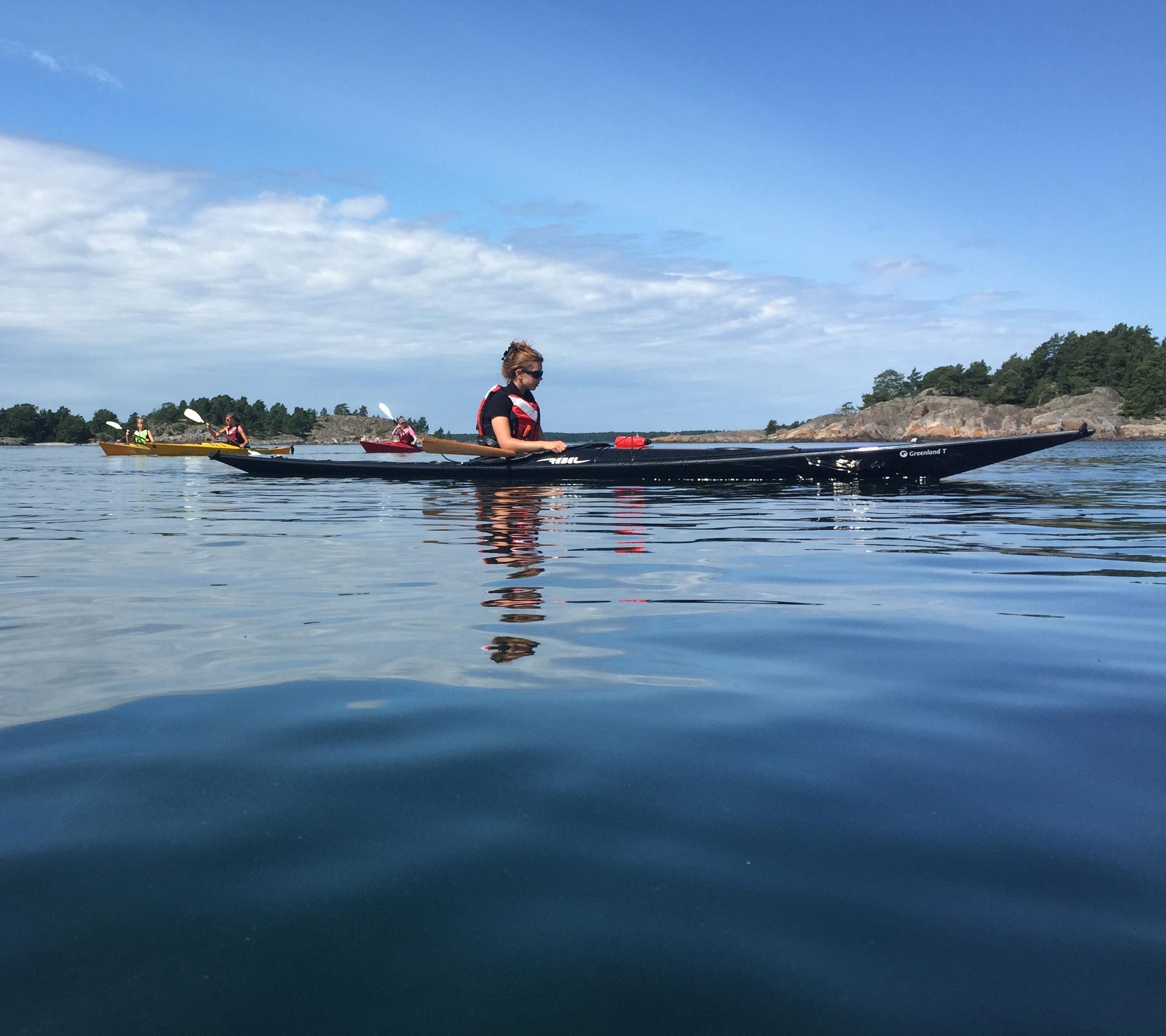 Rebel Kayaks Ilaga Ostkustenkajak